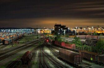Перевозка грузов СПб – Инта
